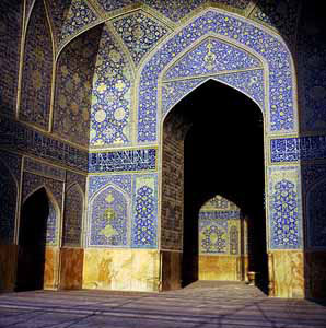 Mosque of the Imam, Isfahan, Iran